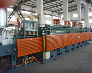 Mesh Belt Conveyor Furnace, Thermochem Furnaces Pvt Ltd