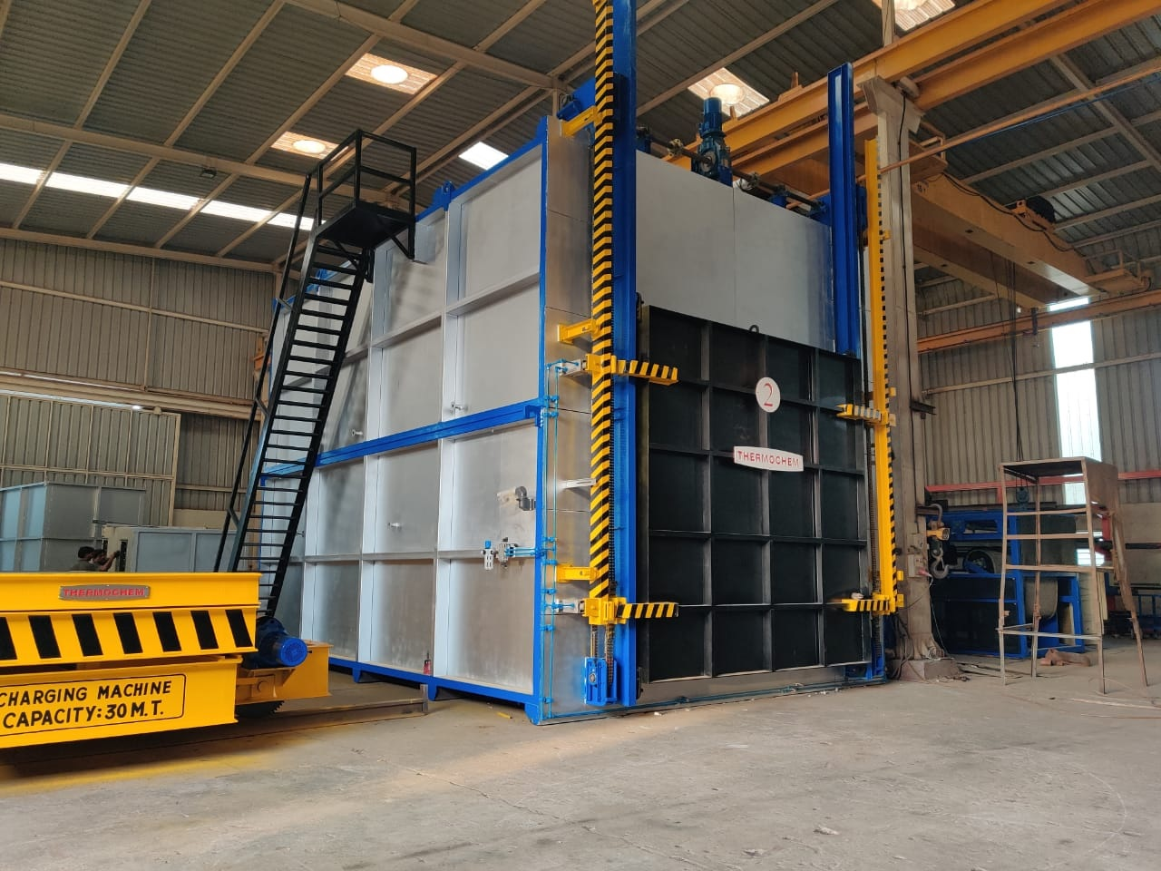 Aluminium Annealing Furnace Manufacturers, Thermochem Furnaces Pvt Ltd